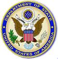 Посольство США в Україні - логотип