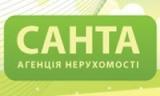 Агентство нерухомості Санта - логотип