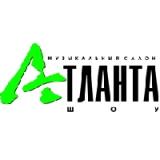 Салон-магазин музыкальных инструментов «Атланта-шоу» - логотип