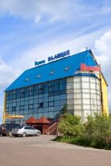 Готель Галіція  - логотип