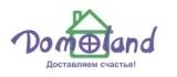 Domoland - логотип