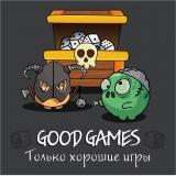 Good Games - логотип