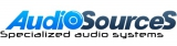 AudioSources Technology - логотип